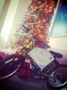 Buy an Auto Solution vehicle, and donate a bike to a child in need.